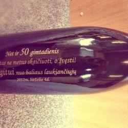 50-metu-sampano-butelis