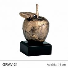 Statulele obuoliukas obuolys