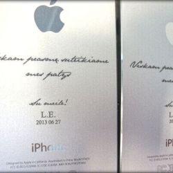 Iphone-graviruoti