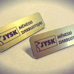 JYSK-menesio-darbuotojas