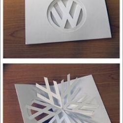 VW-atvirukas kaledinis
