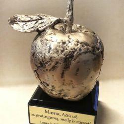 aciu-mama-obuoliukas dovana