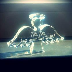angeliukas-pakabukas-teciui dovana i masina