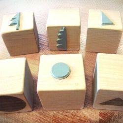 antspaudai-figureles kubeliai su gumelem vaikiski