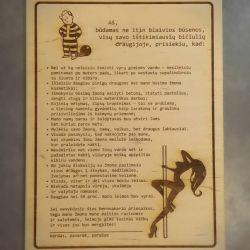 bernvakario-priesaika-deginta-graviruota tekstas smaikstus