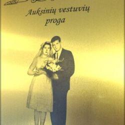 dovana-auksiniu-vestuviu-proga