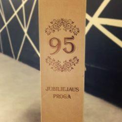 medine dezute 95 metu jubiliejaus proga