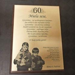 dovana-sesei-60 metu proga