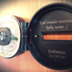 ikurtuviu-dovana-kompasas
