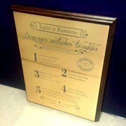 bronziniu vestuviu proga laimingos-santuokos-taisykles-auksas