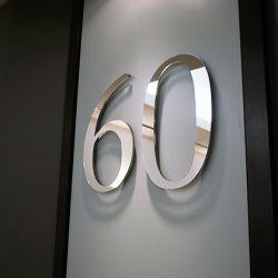 numeris-60 is veidrodzio