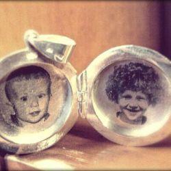 nuotraukos graviravimas ant sidabrinio pakabuko
