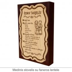 originali-dovana-draugams pastatoma medine