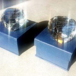 padeka dovana stikliniai deimantai rusiskai lenkiskai