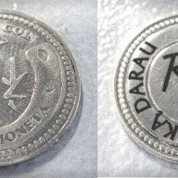 sekmes-moneta gimtadienio dovana