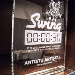 sporto-apdovanojimas-SWING stiklinis