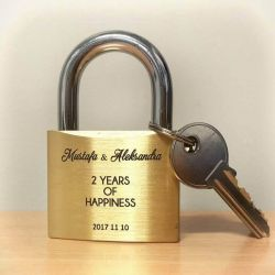 vedybu metiniu proga spyna-2 years happiness
