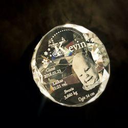 stiklas-su graviruota-nuotrauka-krikstynu dovana