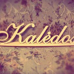 stovelis-kaledos is medienos