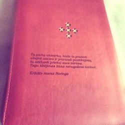 sventasis-rastas-biblija su graviravimu