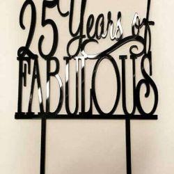 torto smeigtukas toperis juodas 25 years
