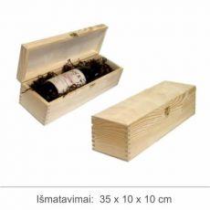medine vyno deze vienam buteliui
