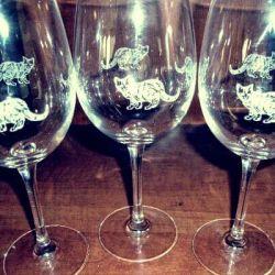 vyno-taures-katinai