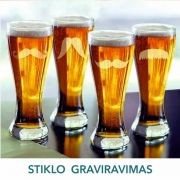 stiklo graviravimas glass engraving