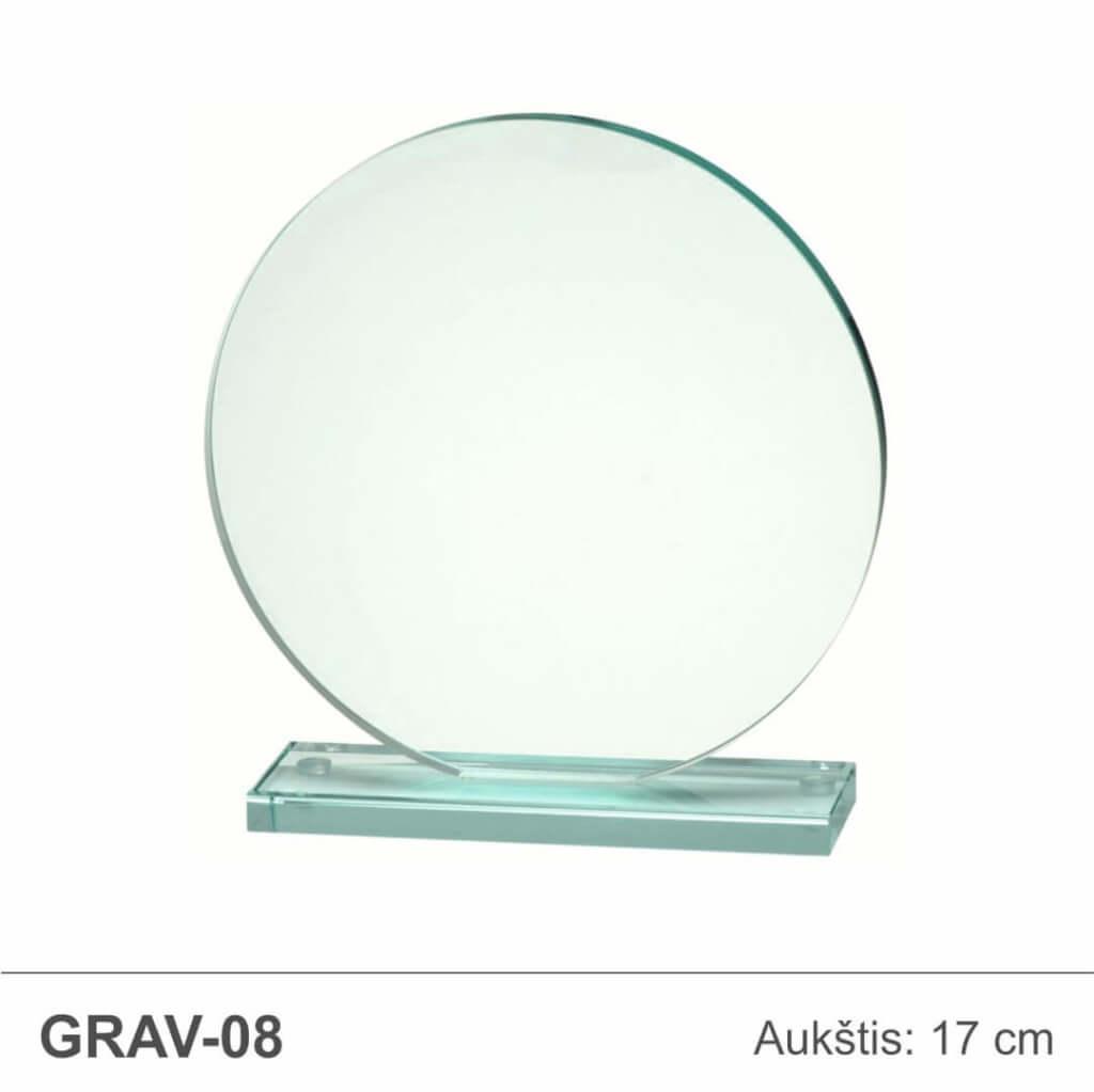 stiklinis-prizas-apdovanojimas-apskritas