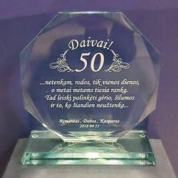 50-metu-proga stiklas