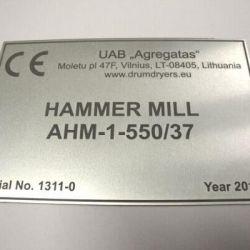 CE-lentele-agregatas aliuminis