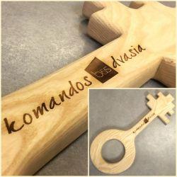 apdovanojimas-medinis-raktas komandos dvasia