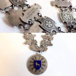 metalinis apdovanojimas-pereinamas