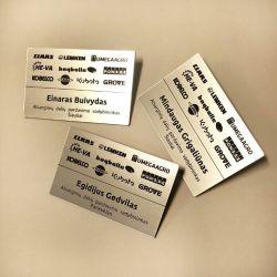 darbuotoju-korteles-su-logotipais