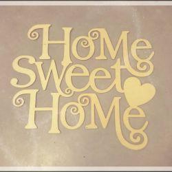 medine dekoracija-home-sweet-home