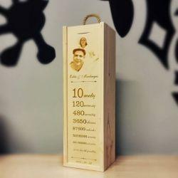 medine dezute-butelio-10metu vedybu