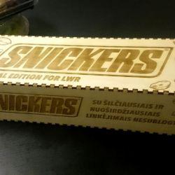 individuali dezute-is-faneros-snickers su saldainiais
