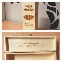gimtadienio dovana dezute-not-old-classic
