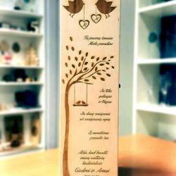 medine vyno dezute-vestuvems-pauksciukai