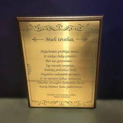 dovana-auksiniu-vestuviu-teveliams
