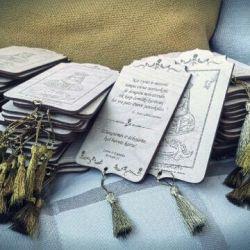 dovanos-vestuviu-sveciams su padekos zodziais