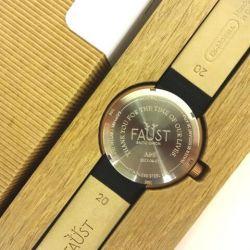 laikrodis graviruotas rankinis faust