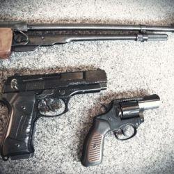 ginklu-zymejimas lazeriu