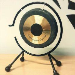 graviruotas gongas-darymas
