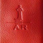 ispaudas-odoje raudonoje