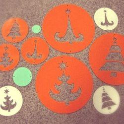 kaledines-dekoracijos