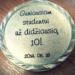 medalis-geriausiam-studentui auksinis