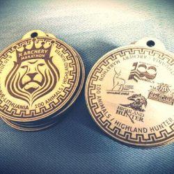 pjauti lazeriu mediniai-medaliai-fanera liutas