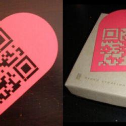 pjaustinys-qr-code dovana meiles dienos proga