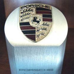 metalinis porsche-apdovanojimas